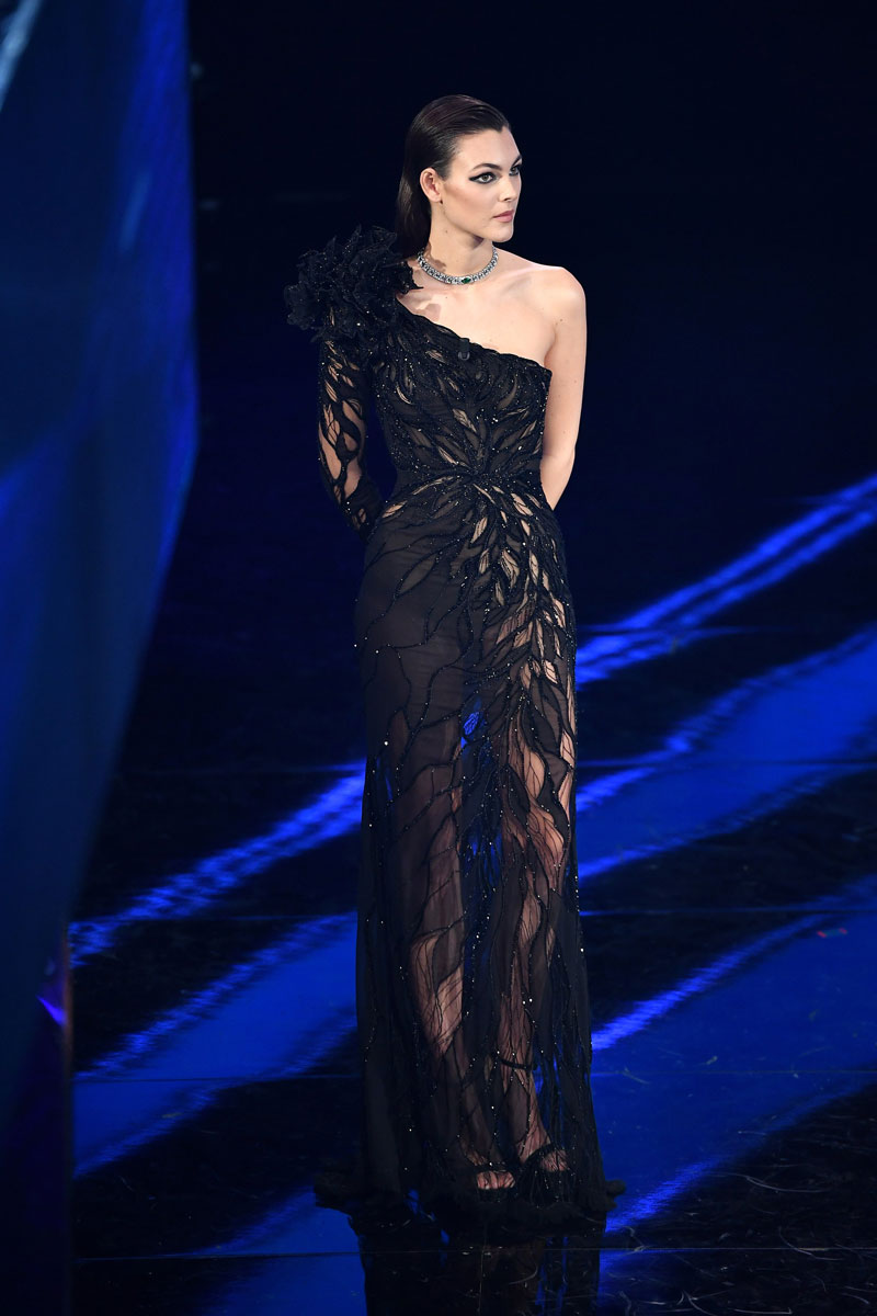 Sanremo 2021 look terza serata Life&People Magazine LifeandPeople.it