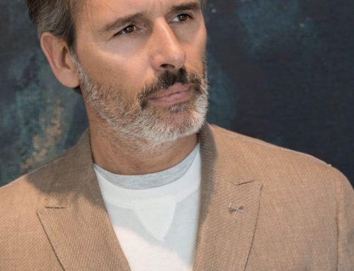 Marco Baldassari e l'uomo Eleventy