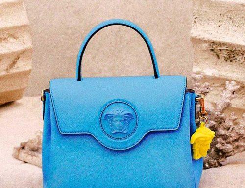Medusa: la nuova borsa di Versace
