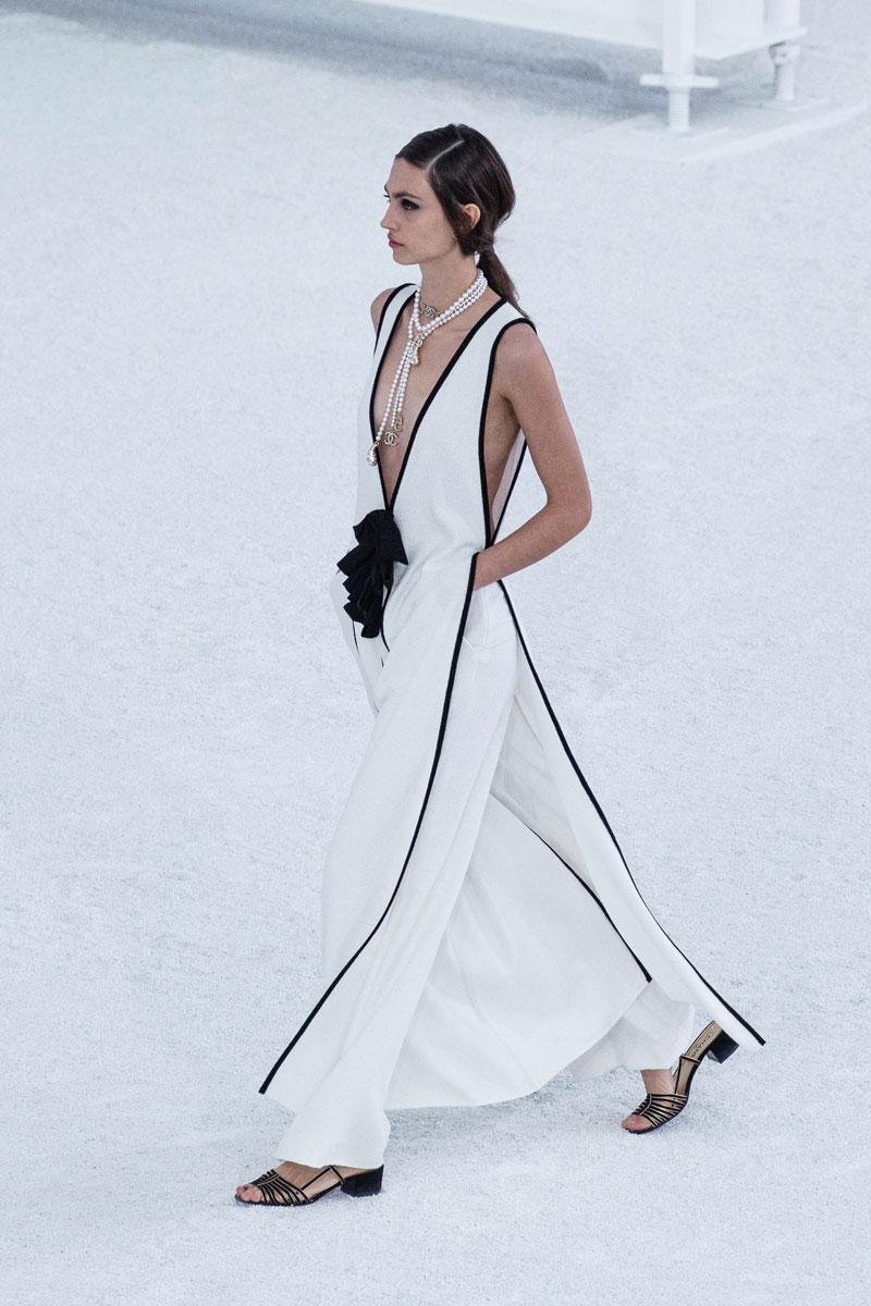 outfit primavera 2021 bianco e nero Life&People Magazine