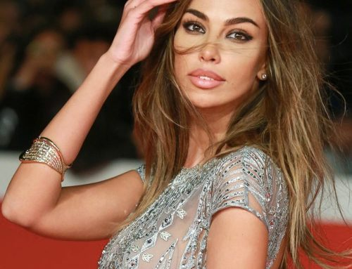 "Madalina Ghenea interpreta Sophia Loren in ""House of Gucci"""