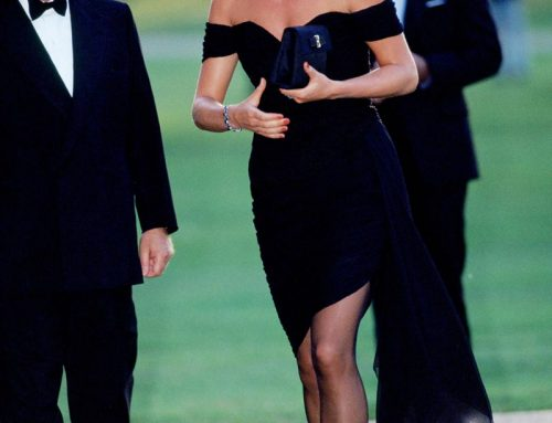 Il revenge dress di Lady Diana: l'abito della vendetta