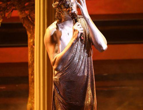 Achille Lauro e i suoi 5 misteriosi quadri al Festival di Sanremo