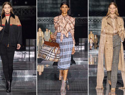La nuova collezione Burberry è un omaggio alla forza femminile