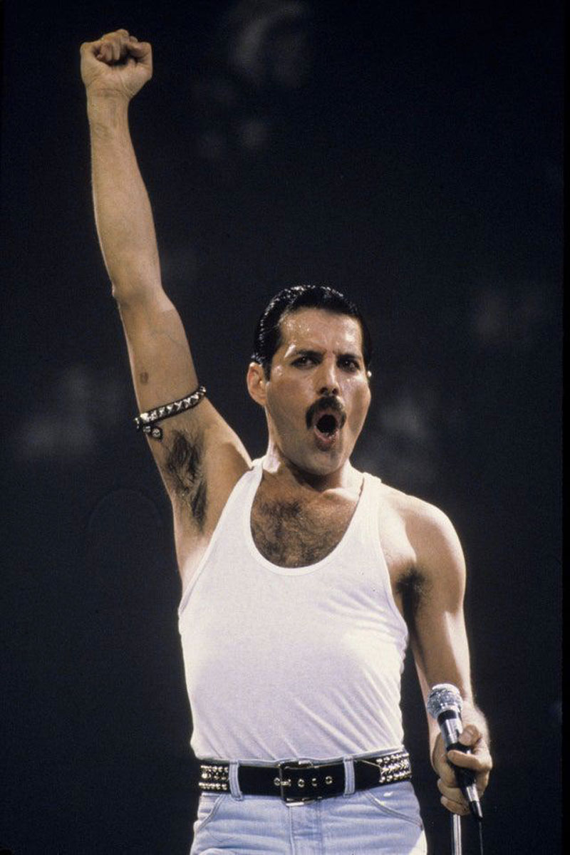 Documentario Freddie Mercury Life&People Magazine LifeandPeople.it