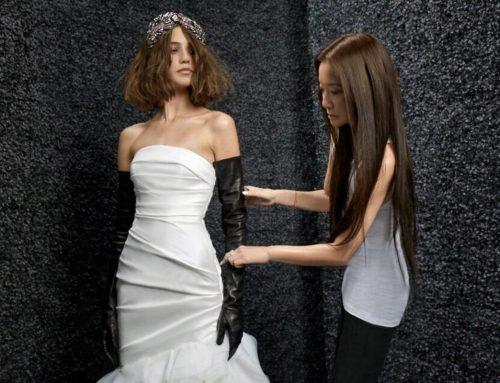 """Vera Wang e la collezione """"Bride"""" per Pronovias"""