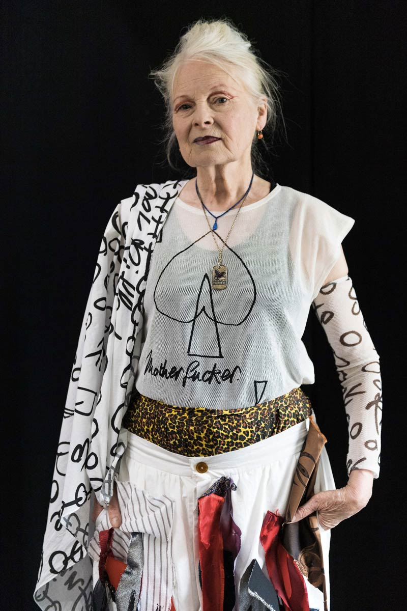vivienne westwood Life&People Magazine LifeandPeople.it
