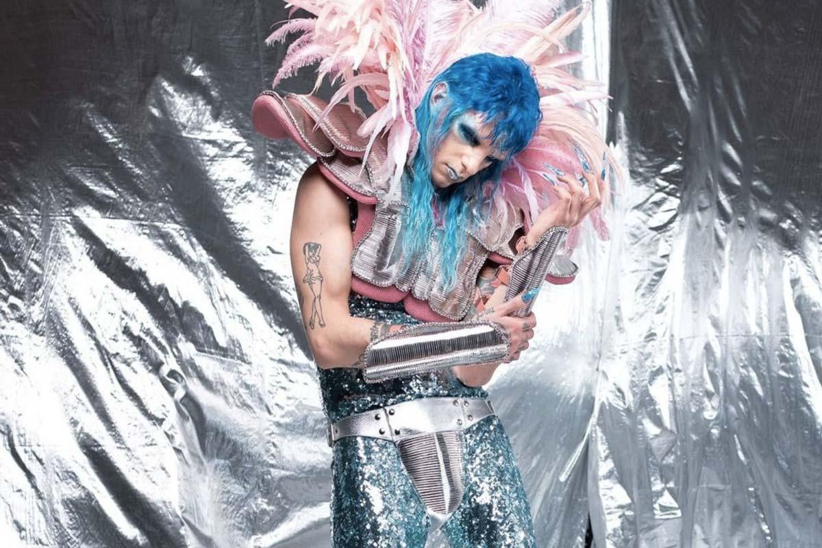 nuovo album Achille Lauro 2021 Life&People Magazine LifeandPeople.it