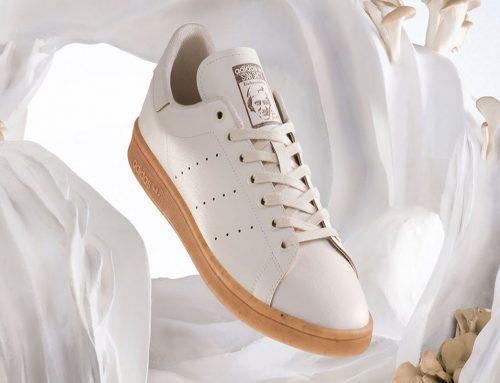Adidas: il nuovo modello Stan Smith realizzato con i funghi