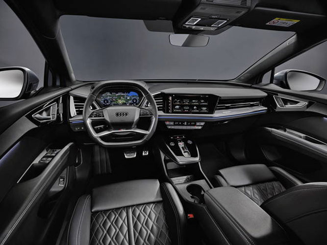 Audi q4 etron Life&People Magazine LifeandPeople.it