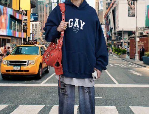 La nuova collezione di Balenciaga celebra il Gay Pride