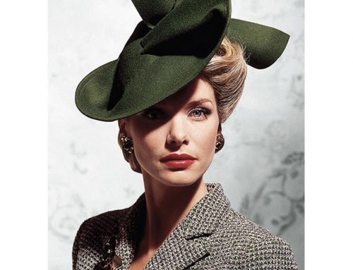 Cappelli all'uncinetto: il trend dell'estate