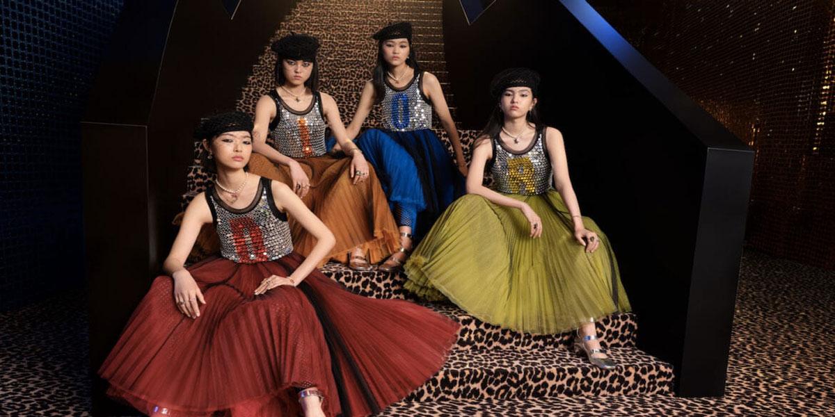 Dior fall 2021 Shanghai Life&People Magazine LifeandPeople.it