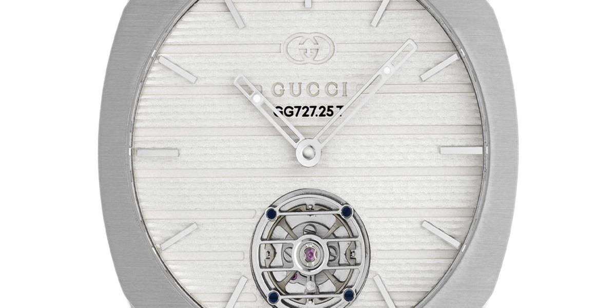 gucci horlogerie Life&People Magazine LifeandPeople.it