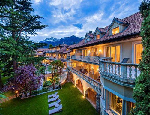 All'hotel Villa Eden di Merano il check rapido per invecchiare bene
