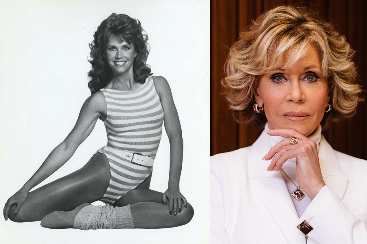 Jane Fonda età Life&People Magazine LifeandPeople.it