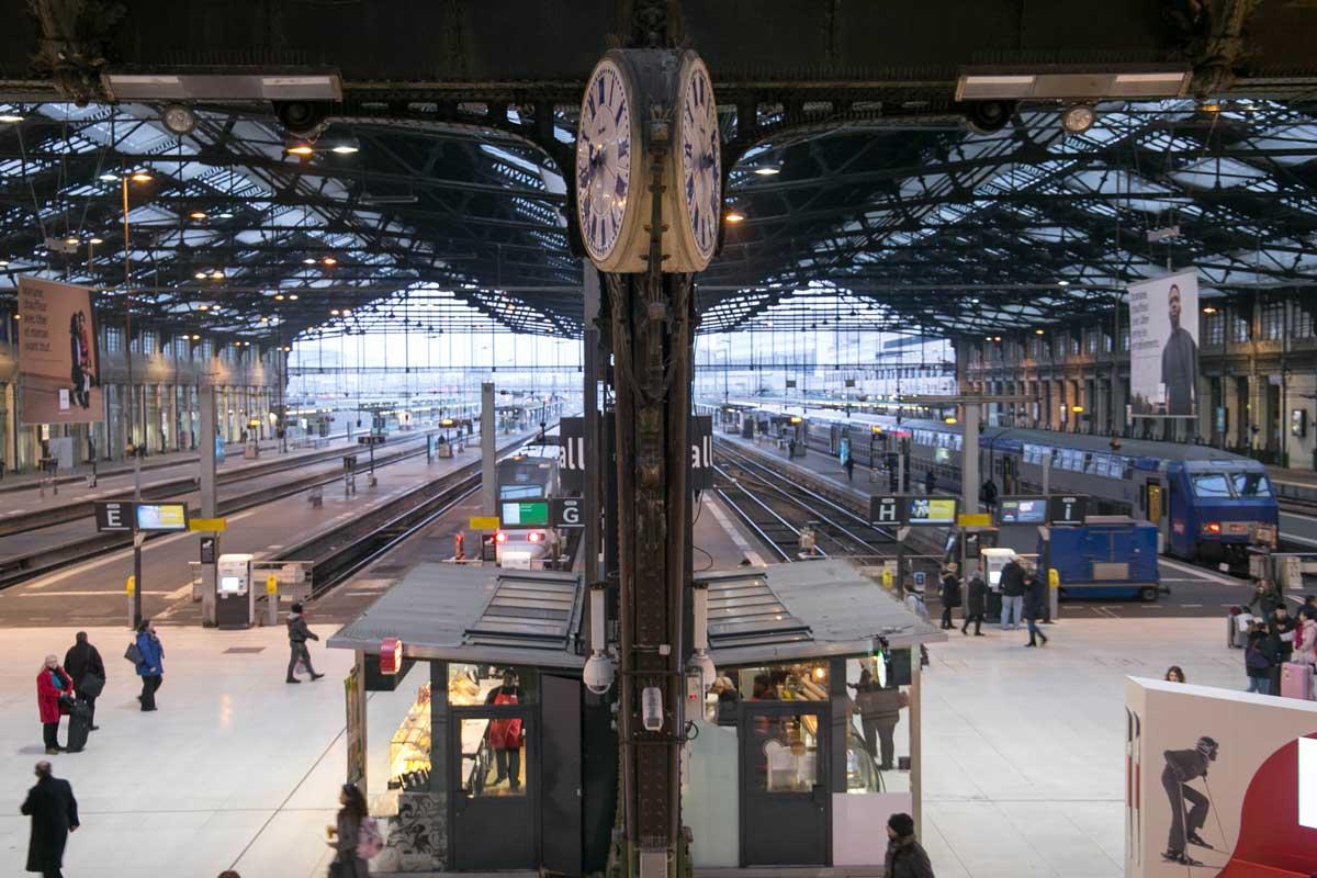 Le train bleu Chanel Life&People Magazine LifeandPeople.it