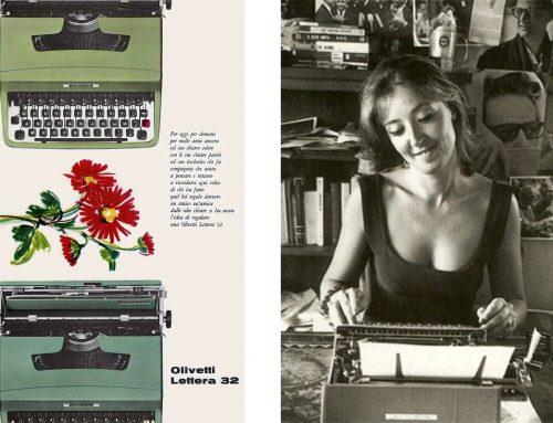 Macchine da scrivere Olivetti: un ticchettio mai dimenticato