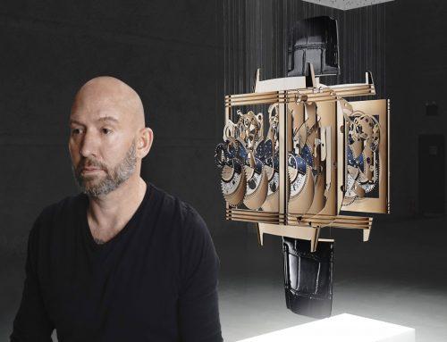 """""""Spacetime"""" la nuova installazione di Michael Murphy per Jaeger LeCoultre"""