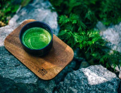 Le proprietà lenitive e purificanti del tè matcha