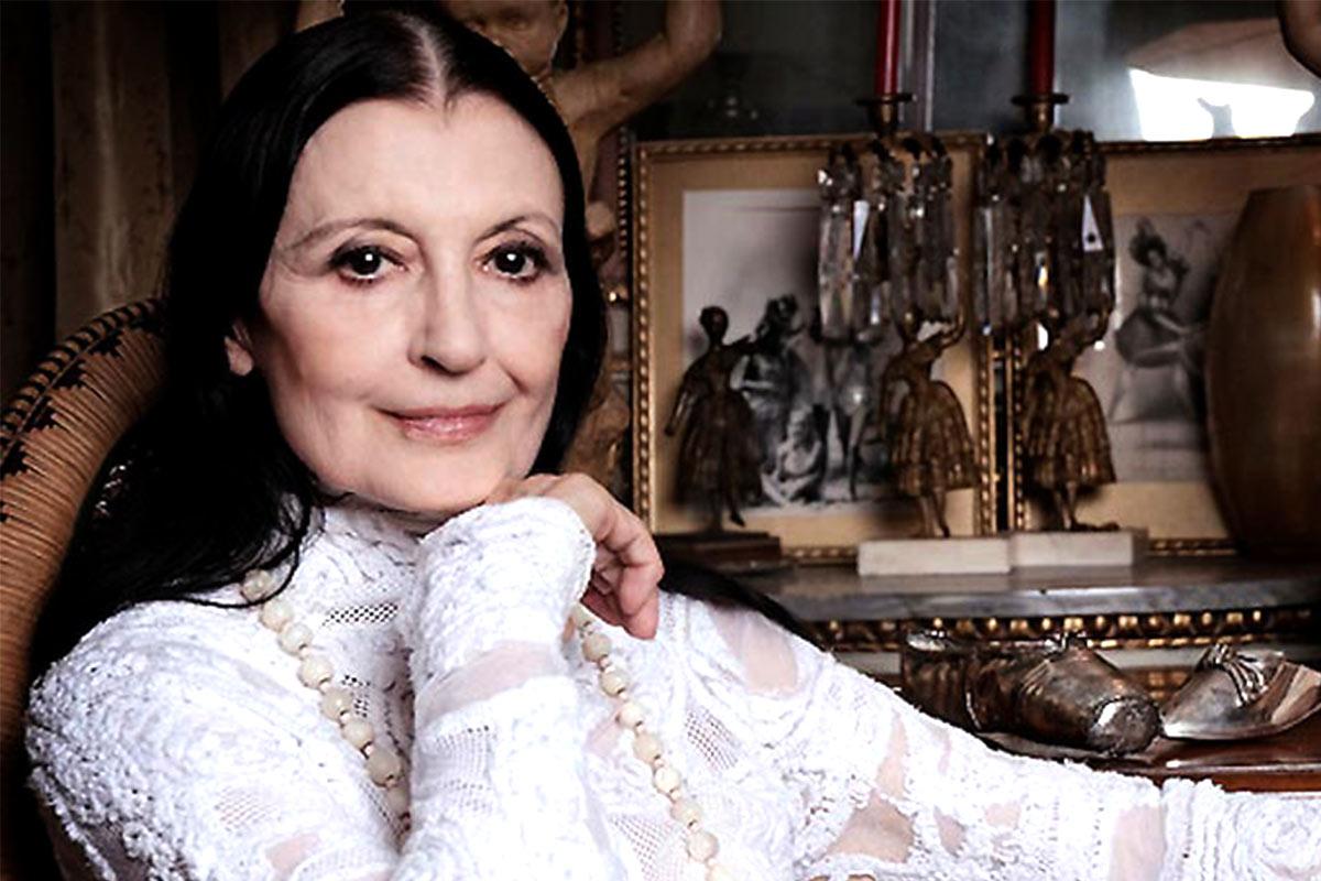 Carla Fracci simbolo della danza nel mondo Life&People Magazine LifeandPeople.it