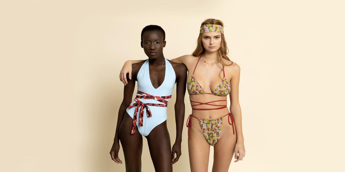 Nicole Deboni beachwear Life&People Magazine LifeandPeople.it