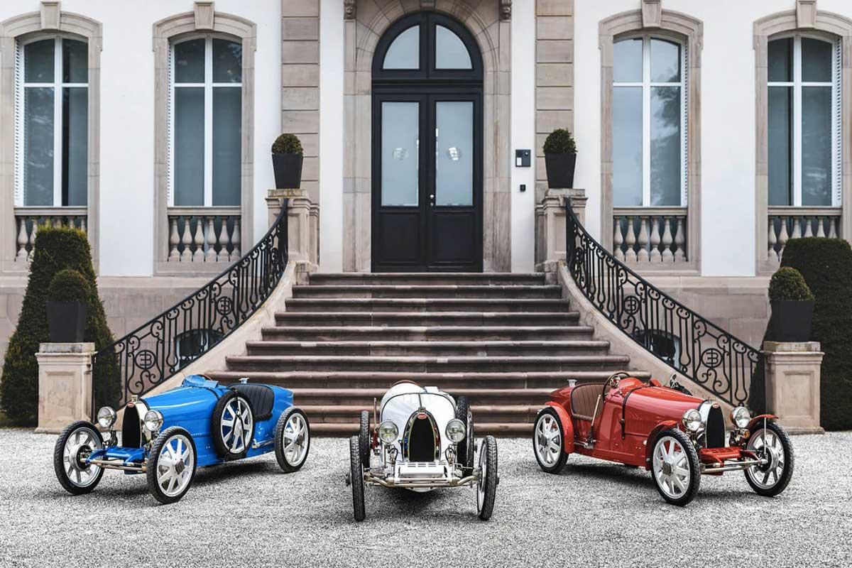 Bugatti ventura giocattolo Life&People Magazine LifeandPeople.it