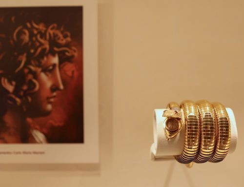 """Bulgari: """"Serpenti Gallery"""", racconto di una metamorfosi"""