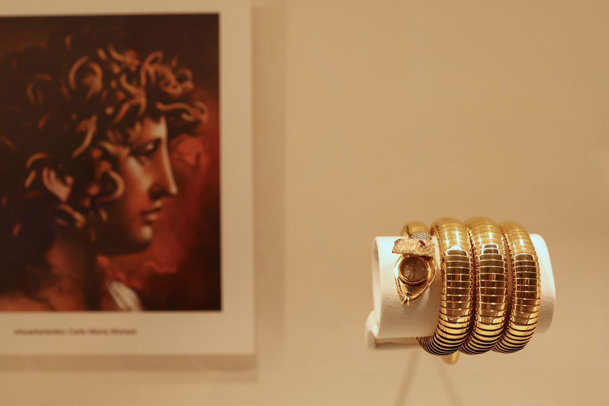Bulgari Serpenti Gallery Life&People Magazine LifeandPeople.it