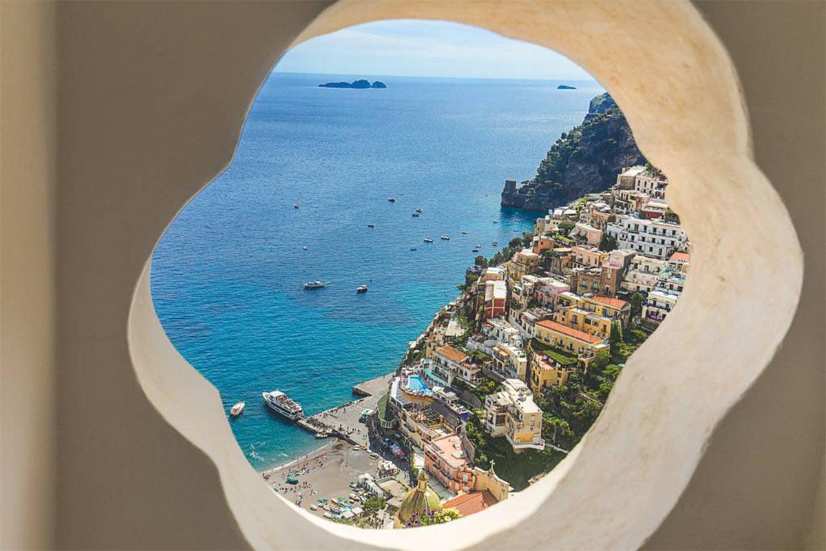 La Rolex Capri Sailing Week e la costiera nel suo splendore