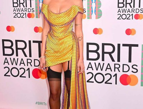 Red Carpet estravaganza: Brit Awards 2021