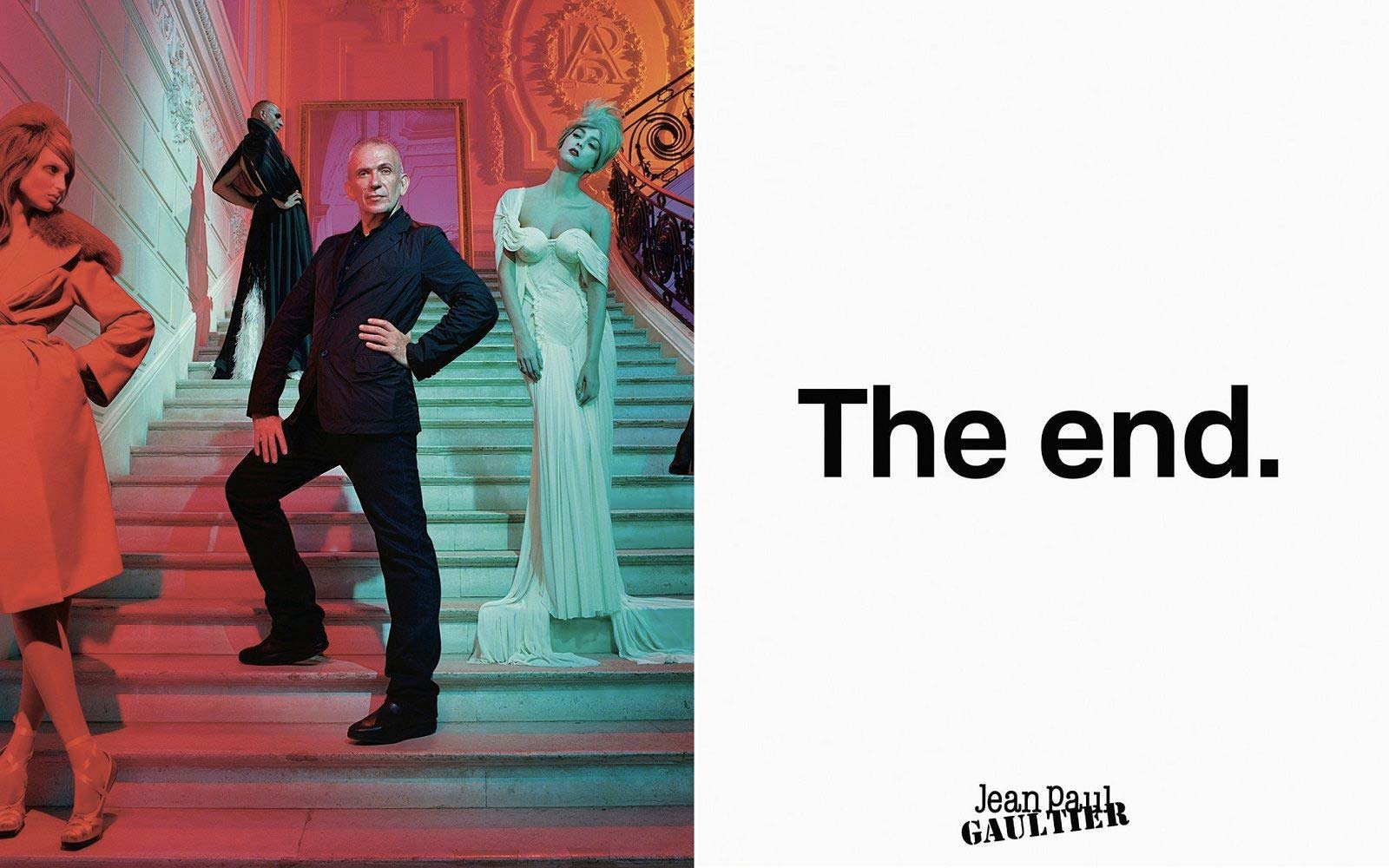 the end post Gaultier Life&People Magazine LifeandPeople.it