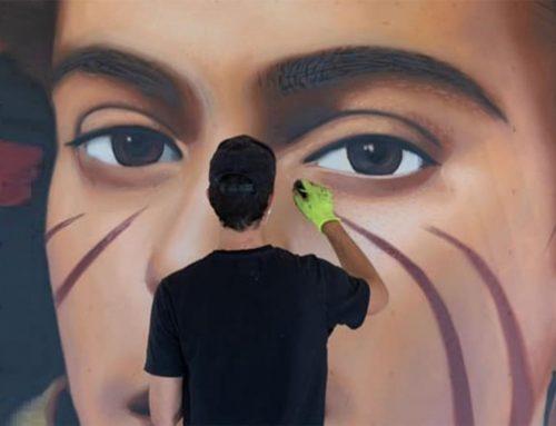 Le cicatrici di Frida Kahlo: l'ultima opera di Jorit