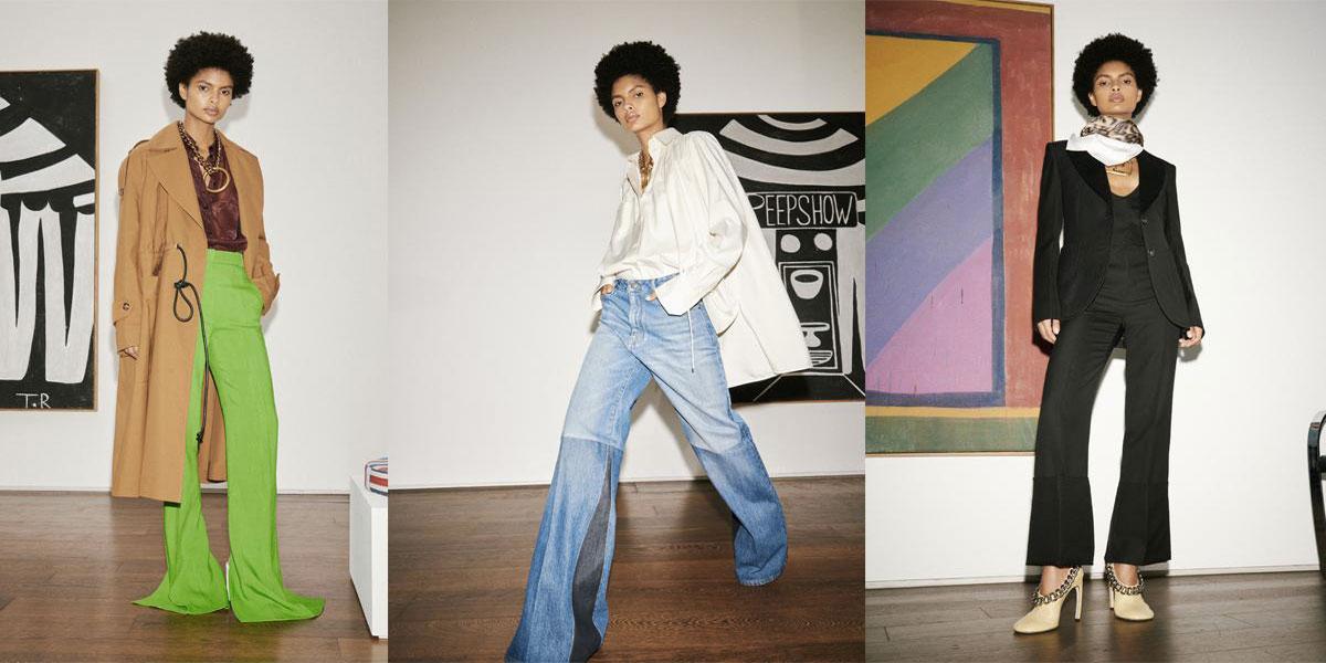 pantaloni a zampa 2021 Life&People Magazine LifeandPeople.it