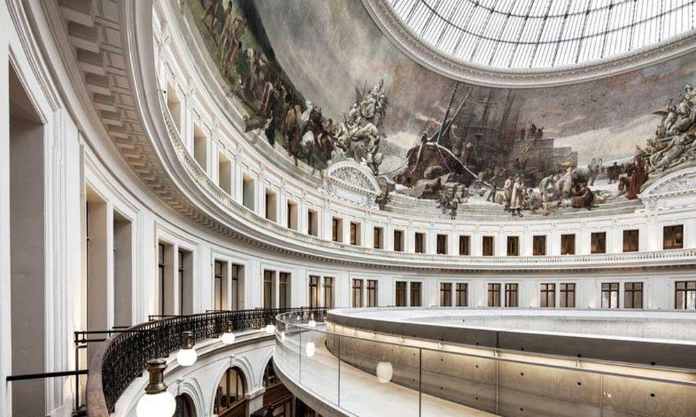 Collection Pinault bourse de commerce