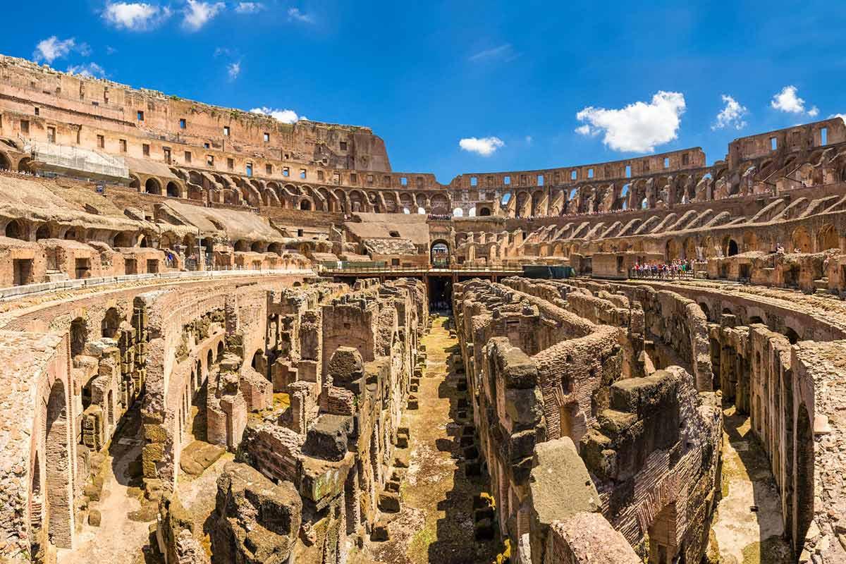 restauro Colosseo roma toda Life&People Magazine LifeandPeople.it