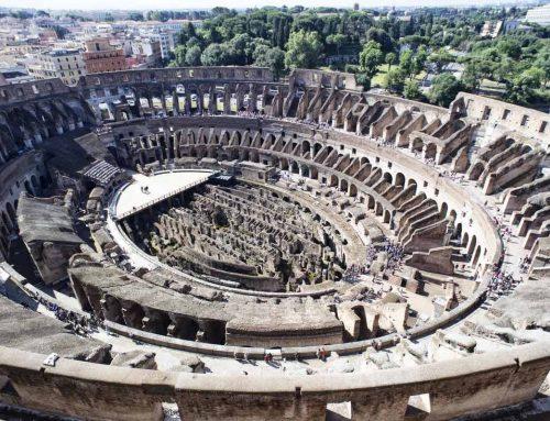 Restauro Colosseo di Roma: grazie a Tod's rivive la bellezza
