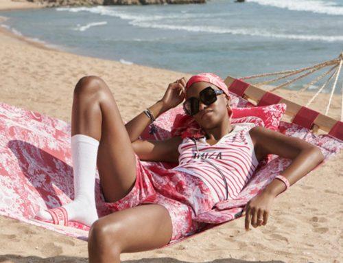 Dior lancia Dioriviera Beach, la nuova iconica capsule collection mare