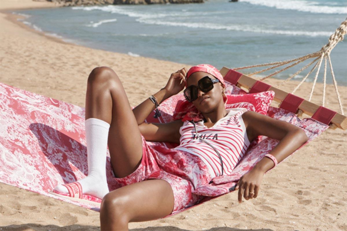 Dior Dioriviera Beach Life&People Magazine LifeandPeople.it