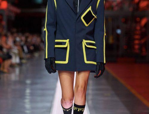 Ferrari debutta nella moda, fashion show a Maranello