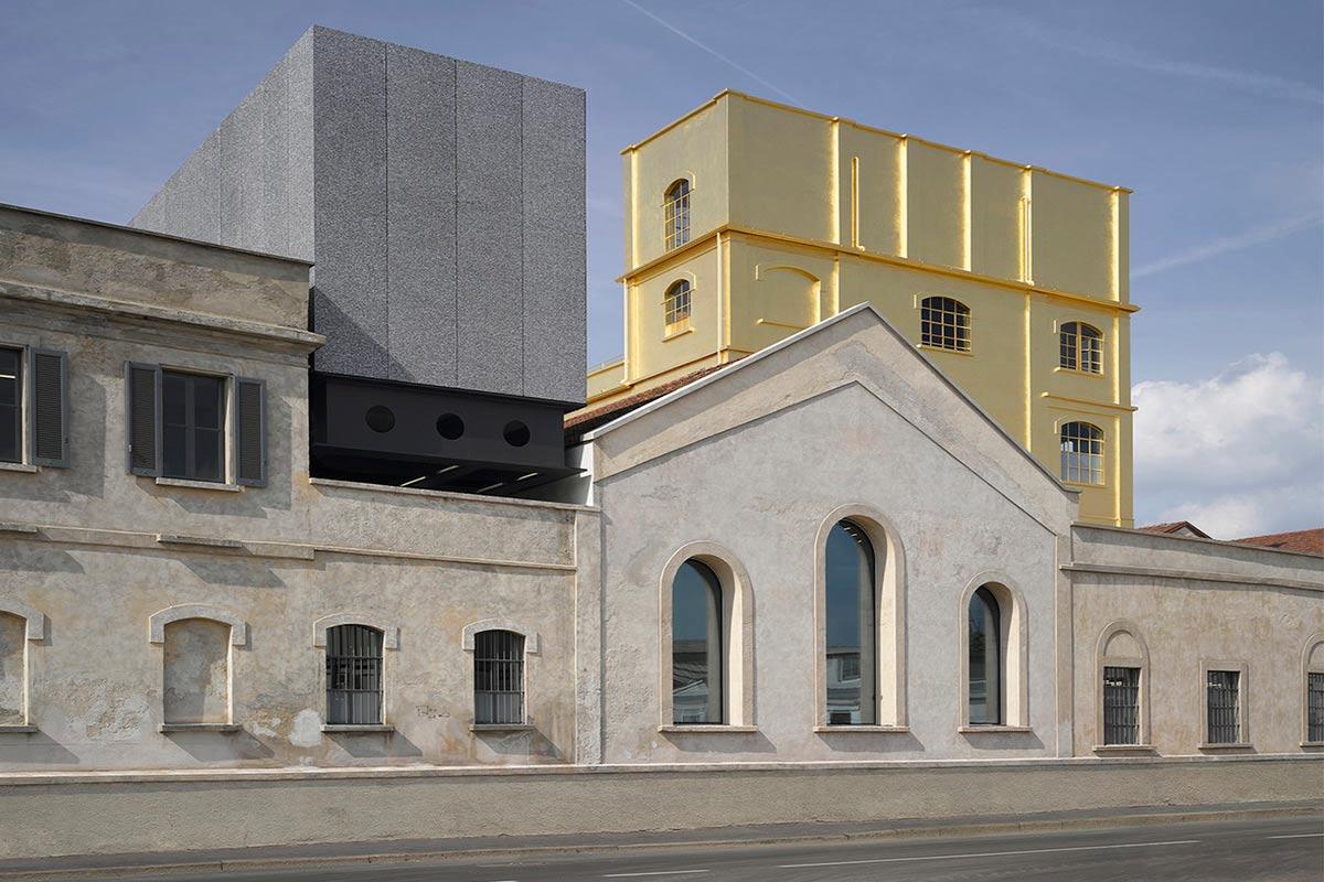 storia Fondazione Prada milano Life&People Magazine LifeandPeople.it