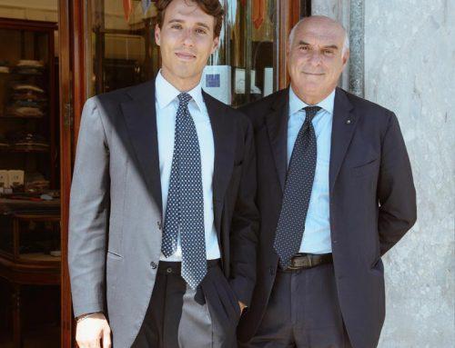 Le prestigiose cravatte Marinella che hanno fatto la storia
