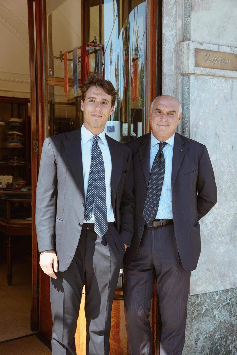 Marinella cravatte prestigiose Life&People Magazine LifeandPeople.it