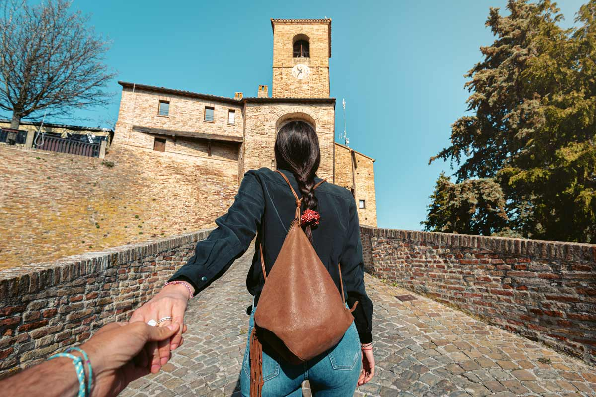 MonteGridolfo Emilia Romagna Life&People Magazine LifeandPeople.it