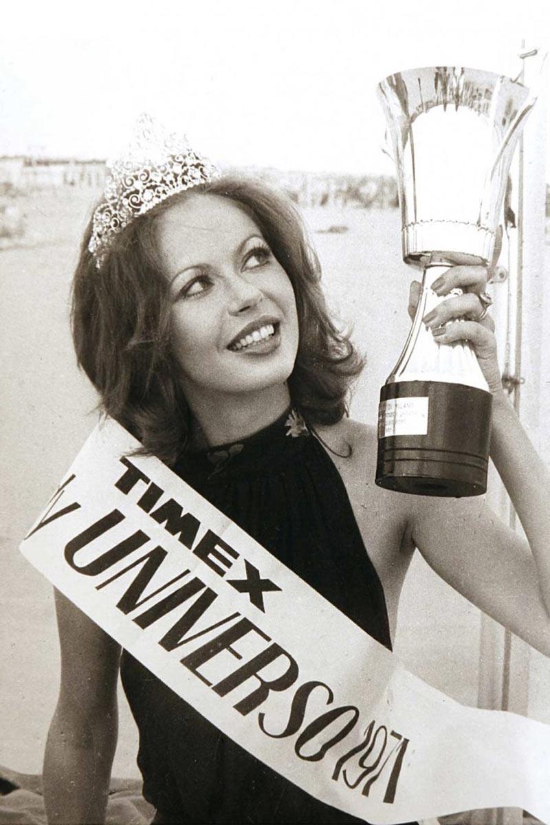 Regina Schrecker miss universe Life&People Magazine LifeandPeople.it