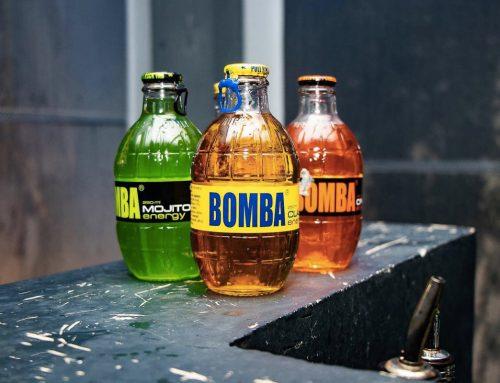 Bomba energy drink, i colori di successo che rinnovano l'energia