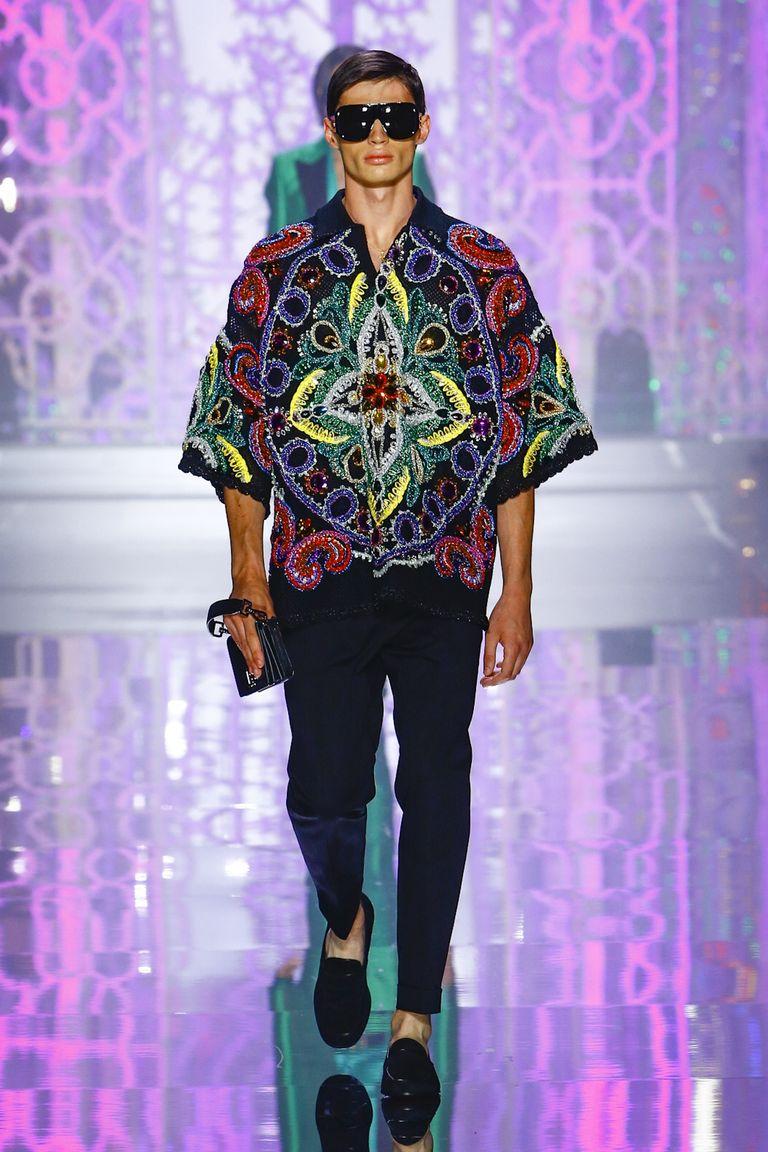 Dolce e Gabbana collezione Primavera Estate 2022 Life&People Magazine LifeandPeople.it