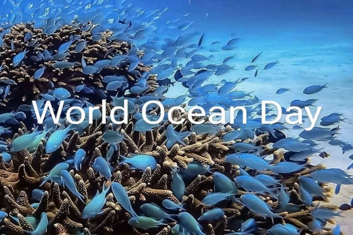 GIORNATA MONDIALE DEGLI OCEANI 2021 PROPOSTE MODA LIFE&People Magazine LIFEANDPEOPLE.IT