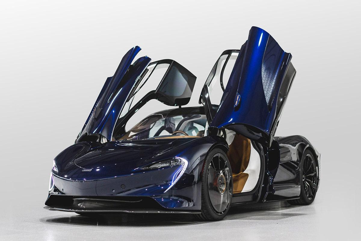 Hermès McLaren Speedtail LIFE&PEOPLE MAGAZINE LIFEANDPEOPLE.IT