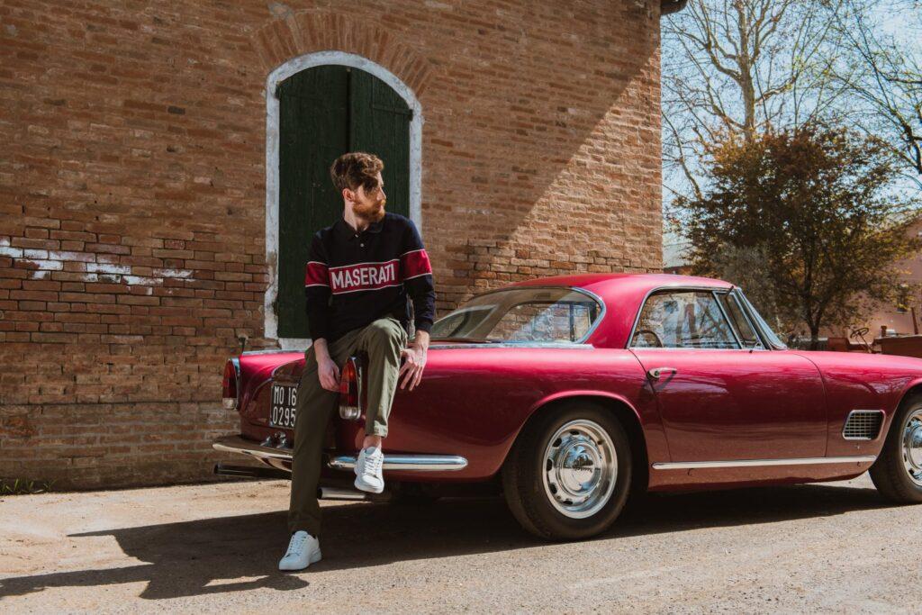 Maserati classiche nuova collezione Life&People Magazine LifeandPeople.it